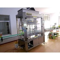 橄榄油全自动灌装机-橄榄油自动灌装机--山茶油灌装机