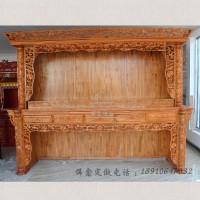 301大型佛可能立柜 北京佛龛厂家生产定做佛龛 佛堂设计 寺庙修缮
