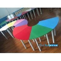 贵州贵阳团体活动桌椅批发价格