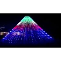 安庆灯光节美轮美奂LED灯光造型出售