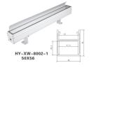 36W加厚洗墙灯外壳,LED洗墙灯外壳套件,洗墙灯外壳批发,铝外壳