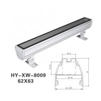 加厚洗墙灯外壳,线条灯外壳,热销条形灯外壳,AL6063铝灯形灯外壳