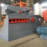 1米刀口鳄鱼剪切机,200吨液压金属剪切机现货,金属剪切机生产厂家